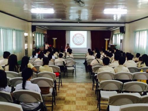 CCS Student Orientation (A.Y. 2016-2017)
