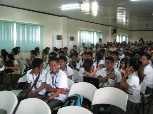 Student Reaserch Colloquium 2015